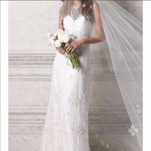 BHLDN Greenhouse Gala Gown Full Length Dress 6